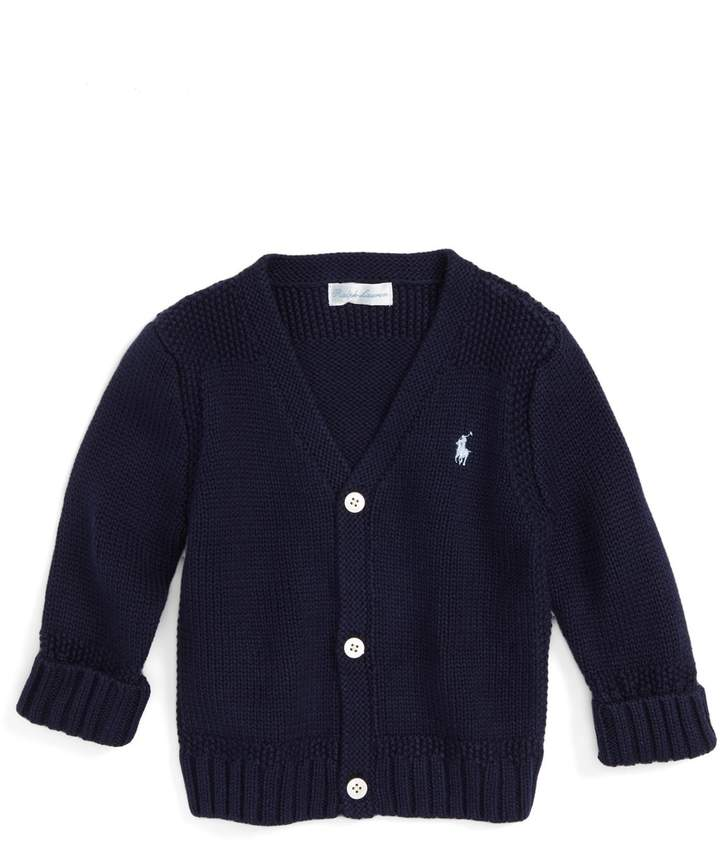 Ralph Lauren V-Neck Cardigan
