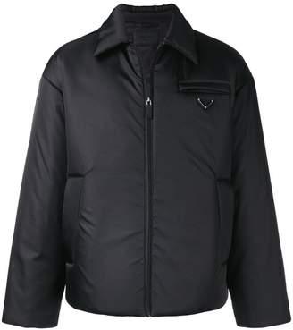 Prada classic padded jacket