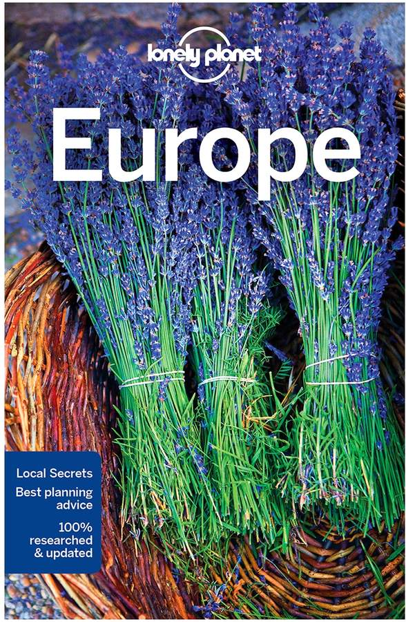 Lonely Planet Europe 2