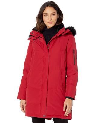Vince Camuto Women's Long Heavyweight Warm Winter Coat Parka
