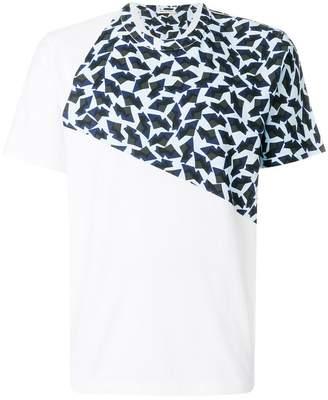 Marni designer print T-shirt