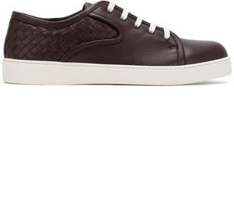 Bottega Veneta intrecciato dodger sneakers