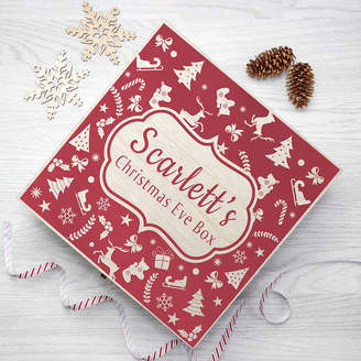 The Letteroom Christmas Eve Goodie Box
