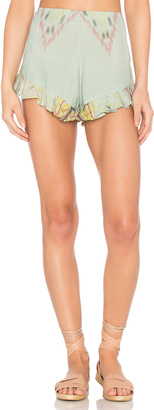Cleobella Marcelle Shorts $96 thestylecure.com