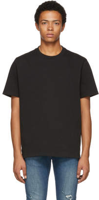 Frame Black Classic Fit T-Shirt