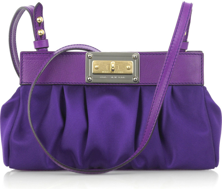 Marc Jacobs Satin Rad Bag