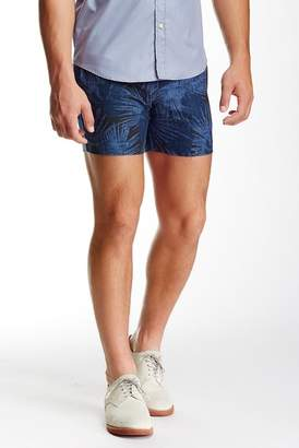 Parke & Ronen Holler Printed Shorts