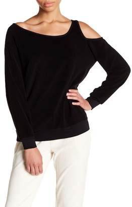 Young Fabulous & Broke YFB by Jacee Terry Cloth Pullover