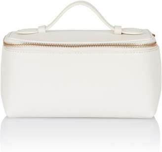 Neely & Chloe Small Vanity Case in White