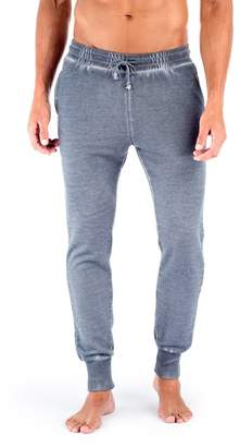 Unsimply Stitched Dirty Washed French Terry Jogger $84.99 thestylecure.com