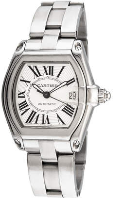 Cartier Heritage  Men's Roadster Watch