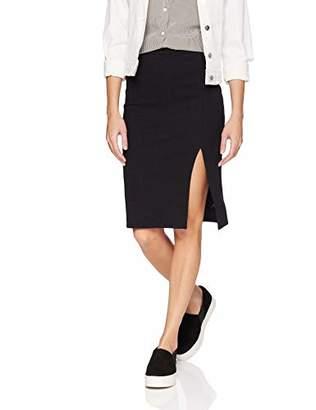 Jack by BB Dakota Junior's All The Ways Knit Jacquard Pencil Skirt