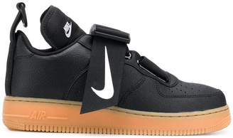 Nike adjustable strap sneakers