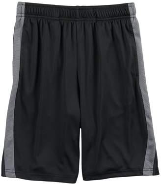 Tek Gear Boys 8-20 DryTek Mesh Shorts