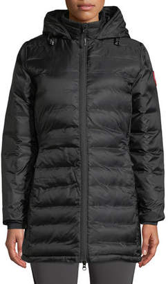 Canada Goose Camp Hooded Mid-Length Puffer Coat