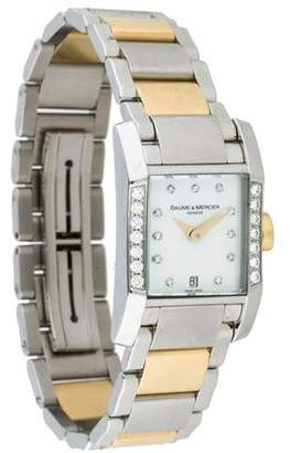 Baume & Mercier Diamant Watch
