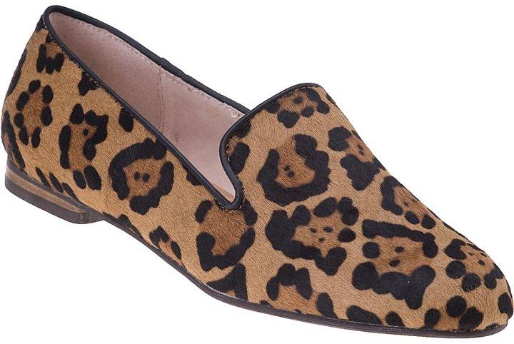 STEVEN BY STEVE MADDEN Madee Loafer Leopard