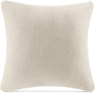 """Ink+ivy Ink+Ivy Bree Chunky-Knit 20"""" Square Pillow Cover"""