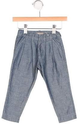 Emile et Ida Boys' Chambray Pleated Pants w/ Tags