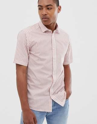 ONLY & SONS short sleeve stripe shirt