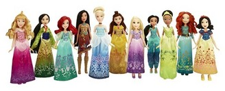 Disney Princess Shimmering Dreams Collection $99.99 thestylecure.com