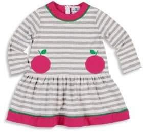 Florence Eiseman Little Girl's Stripe Fit-&-Flare Dress
