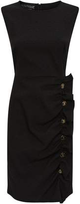 Moschino Ruffle Sheath Dress