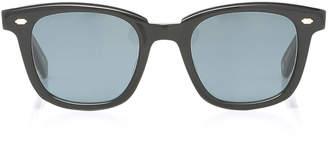 Garrett Leight Calabar Square-Frame Sunglasses
