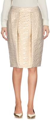 Moschino Knee length skirts - Item 35320658CO