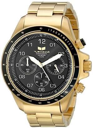 Vestal Unisex ZR2025 ZR2 Analog Display Quartz Gold Watch