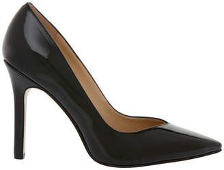 GUESS BeCool Black Patent Heel Shoe