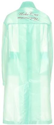 Undercover Transparent coat