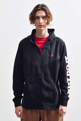 Nike Colorblocked Full Zip Hooded Sweatshirt