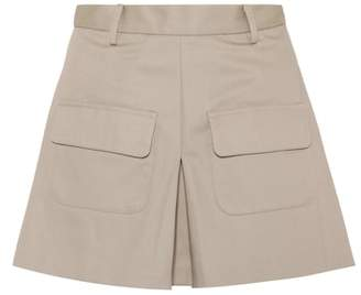 Matthew Adams Dolan Cotton miniskirt