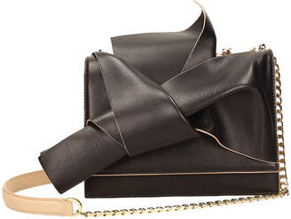 No.21 No. 21 Small Leather Bow Shoulder Bag