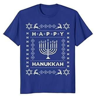 Happy Hanukkah Ugly Holiday T-Shirts