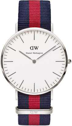 Daniel Wellington Classic Oxford 40mm Silver Watch
