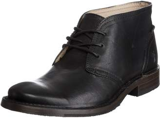 Frye Men's Oliver Chukka Shoe,Black