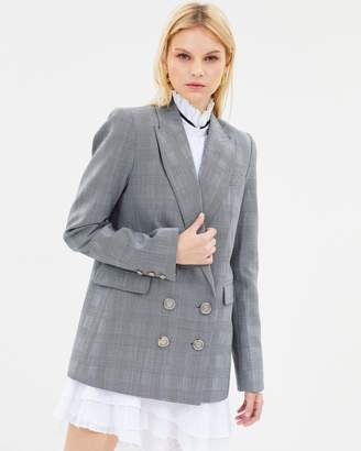 Camilla And Marc Ackley Double Breasted Jacket