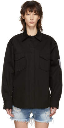 Alexander Wang Black Classic Shirt