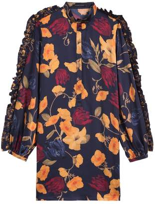 Mother of Pearl Polly Long Sleeve Top