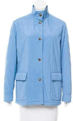 Loro Piana Storm System Quilted Jacket