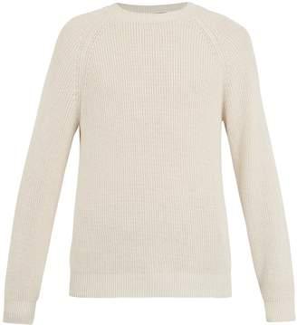 Brunello Cucinelli Crew-neck cotton-knit sweater