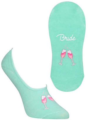 Hot Sox Womens Bride Liner Socks