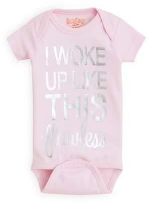 Sara Kety Girls' Flawless Bodysuit, Baby - 100% Exclusive