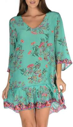 Tolani Ginger Silk Dress
