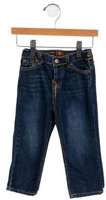 7 For All Mankind Boys' Straight-Leg Jeans
