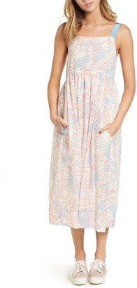 Women's Paul & Joe Sister Bahamas Print Midi Dress