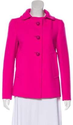 Prada Button-Up Short Coat