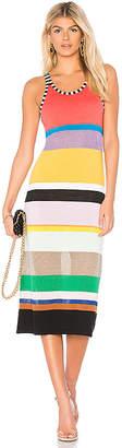 Replica Los Angeles Memphis Stripe Tank Dress